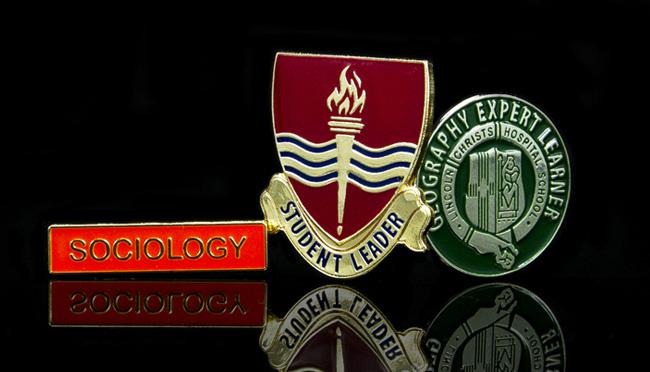 bespoke academy pin badges