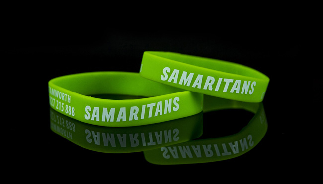 fundraising charity wristbands