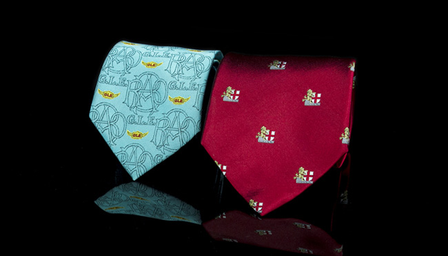 custom masonic ties