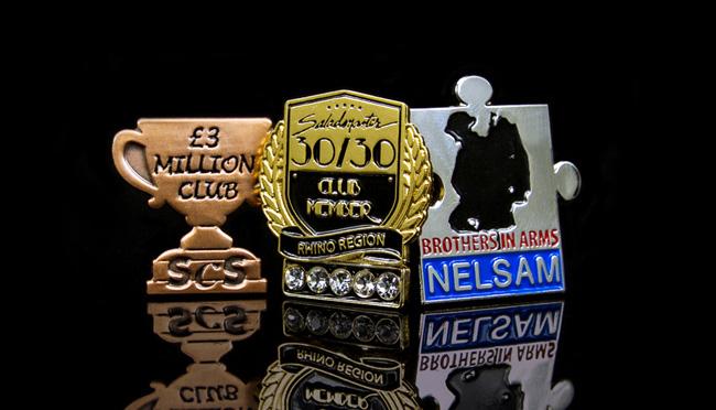 custom made metal pin badges