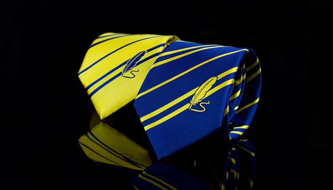 bespoke school academy neckties