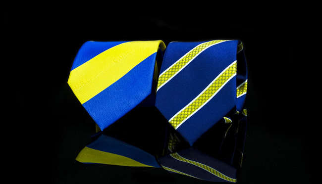 student union club neckties