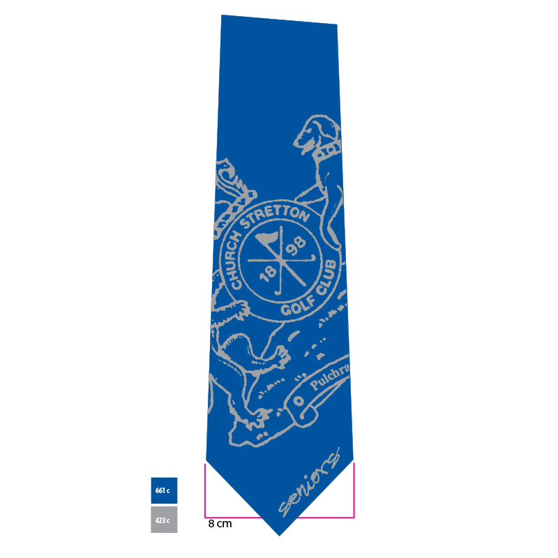 club tie design