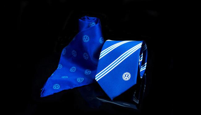 bespoke corporate neckties and scarves