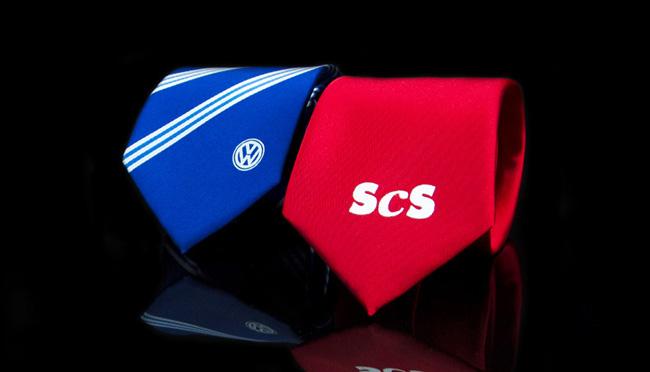 bespoke corporate neckties