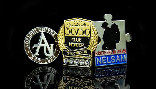 bespoke pin badges