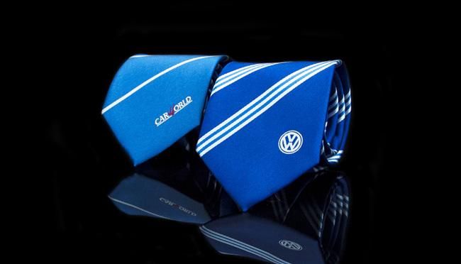 custom made uniform neckties